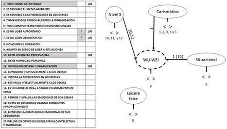 Liderazgo Organizacional | Psicología de los Grupos y de las Organizaciones | Scoop.it