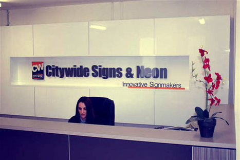 Points worth Considering Before Selecting a Signage Manufacture | Citywide Signs & Neon | Scoop.it