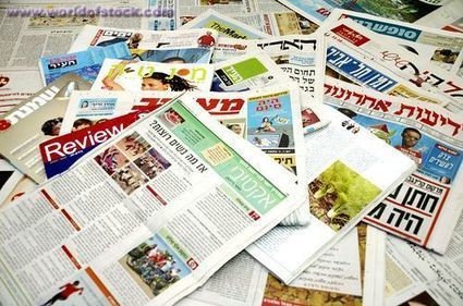 In Israel, more and better media in English than in Hebrew | English as an international lingua franca in education | Scoop.it