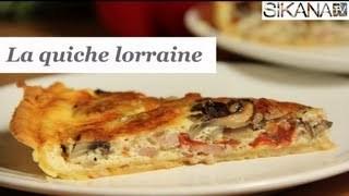 Entraînement en ligne - FLE: Cuisine française: La quiche lorraine. Quiz de compréhension. B1 | Madame Raman | Scoop.it