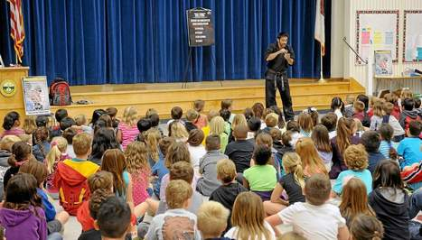 Students learn to prevent bullying at Sutherland Elementary - San Gabriel Valley Tribune | bullying | Scoop.it