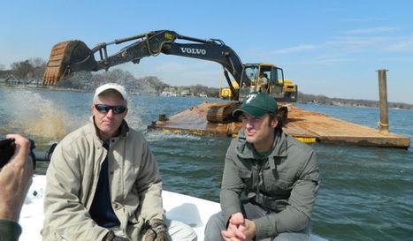 Tons of rock create artificial reefs in Lake Norman - Mooresville Tribune   Fish Habitat   Scoop.it