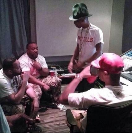 Hip-hop Instagram: Celebrities in the studio | Titans Music | Scoop.it
