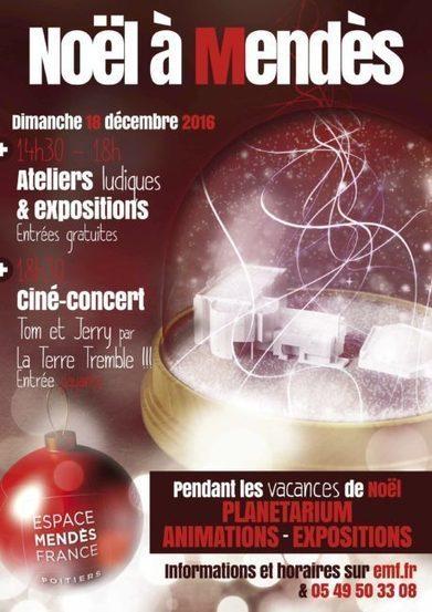 » Noël à Mendès | Espace Mendes France, Poitiers | Scoop.it