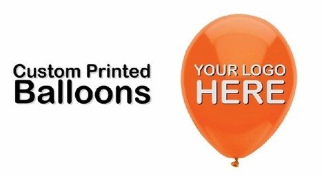Custom Balloon Printing- Earth First Printing in NZ   Art & Printing   Scoop.it