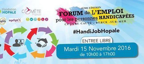 Forum pour l'emploi des personnes handicapées - Berck sur Mer   Facebook   accident-corporel-indemnisation   Scoop.it