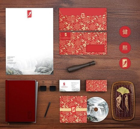 Professional examples of stationery design | Stationery Design | Scoop.it