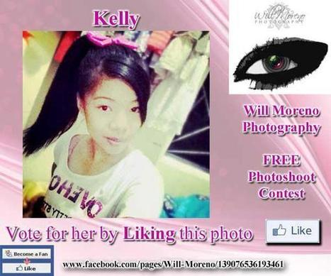 Kelly - Contestant to win a FREE Photoshoot with Will Moreno | Belize in Photos and Videos | Scoop.it