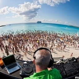 Holy Ship announces epic line-ups for both its 2015 cruises | DJing | Scoop.it