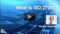 ¿Qué es la norma ISO 27001? | 27001Academy | Diseño y producción de promoción virtual | Scoop.it