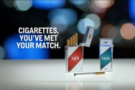 New E-Cig TV Spot Comes Very Close to Making Health Claims | ecigs | Scoop.it