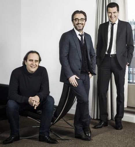 Niel, Pigasse et Capton récoltent 250 millions d'euros | DocPresseESJ | Scoop.it