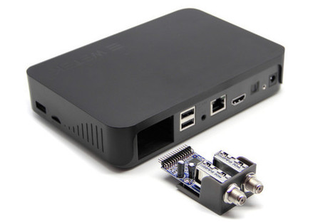WeTek Play 2 4K Android Set-top Box with ATSC, DVB-S2 or DVB-T2 Tuners is up for Pre-order for $120 | Embedded Systems News | Scoop.it