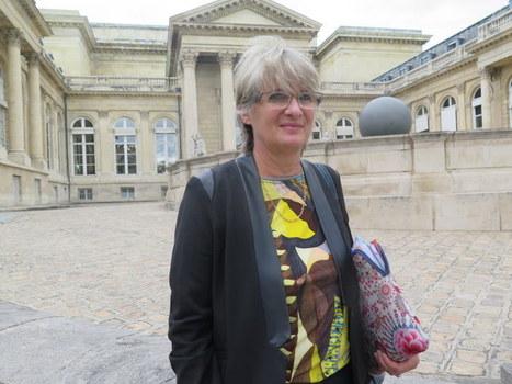 L'Iséroise Marie-Noëlle Battistel, première de cordée | Ecobiz tourisme - club euro alpin | Scoop.it