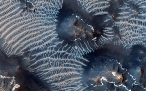 Two Generations of Windblown Sediments on Mars   Politically Incorrect   Scoop.it