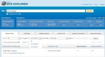 Webometrics: Usos actuales de los buscadores comerciales | New-Tech Librarian | Scoop.it