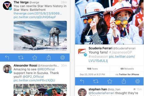 Tweetbot mis à jour sur iOS et macOS pour supporter les tweets longs et Sierra | Applications Iphone, Ipad, Android et avec un zeste de news | Scoop.it