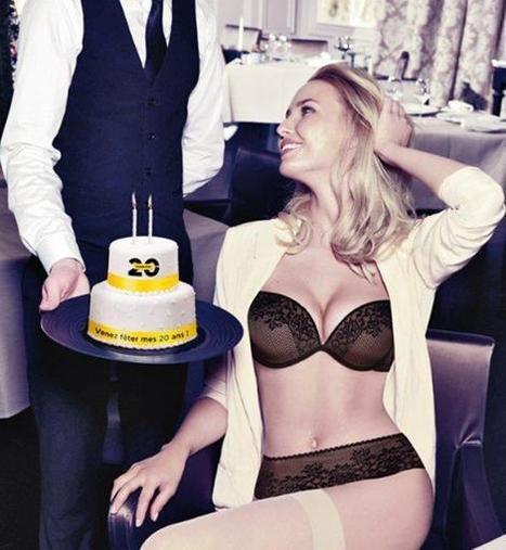 Lingerie Addict on Twitter: Wonderbra fête cette année ses 20 ans! (via @Cosmopolitan_fr - @Wonderbra_fr ) http://t.co/c3FjlOOSQQ http://t.co/UPQLb83L46 | Lingerie Féminine | Scoop.it