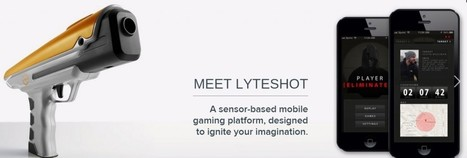 Lyteshot — Live, action-augmented reality game | Augmented Reality Games in Tourism | Scoop.it