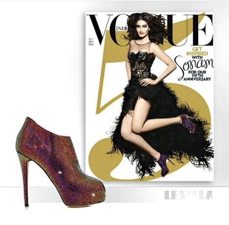 Le Silla and the 5th Anniversary of Vogue India | Le Marche & Fashion | Scoop.it