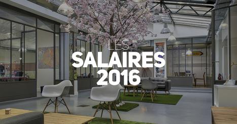 Les salaires 2016 en agence de publicité | Web design | Scoop.it