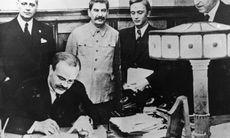 The Devils' Alliance: Hitler's Pact with Stalin, 1939-1941 – review - The Guardian   Nazi Germany   Scoop.it