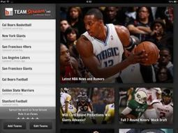 4 Great Sports Apps for True Fans | TechsMessage | How to Use an iPhone Well | Scoop.it