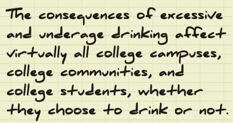 INFOGRAPHIC: College Drinking; More Than Just a Problem | S.A.D. | Alcohol and Other Drug Infographics | Scoop.it