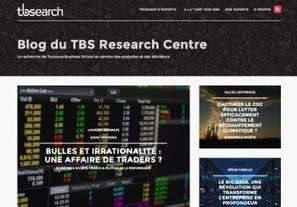 La Toulouse Business School lancia un blog di ricerca dedicato a decisori e analisti | TBS Research Centre | Scoop.it
