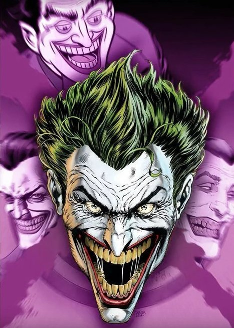 DC Comics To Reveal Joker's Real Name | Comic Book Trends | Scoop.it