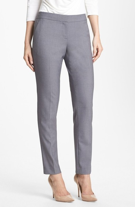 9 to 5 dresses: 5 elegant pants from Vince Camuto for under 80$ on Nordstrom | fashion deals | Scoop.it