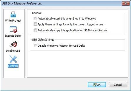 Protege tu memoria USB con USB Disk Manager | Ultimate Tech-News | Scoop.it