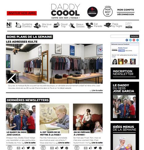 Daddy Grooom : le premier service de conciergerie pour les papas | Marques & Innovation marketing | Scoop.it