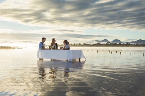 Tourism Australia Uses Food to Drive Luxury Travel Spending | Tourism Innovation | Scoop.it