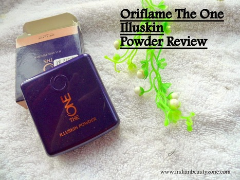 Oriflame The One Illuskin Powder Review | Indian Beauty Zone | Indian Beauty Zone | Scoop.it