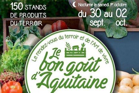 Le Bon Goût d'Aquitaine 2016   Bordeaux Gazette   Scoop.it