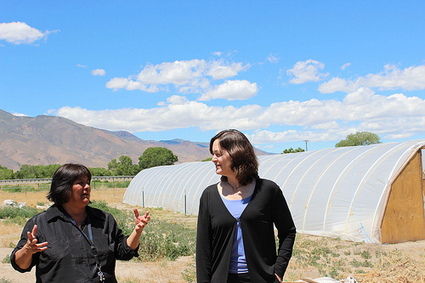 StrikeForce in Action with Nevada's Native American Tribes - USDA.gov (press release) (blog) | First Nations | Scoop.it