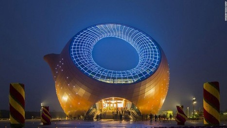 China: No more weird buildings | Innovative & Sustainable Building | Scoop.it