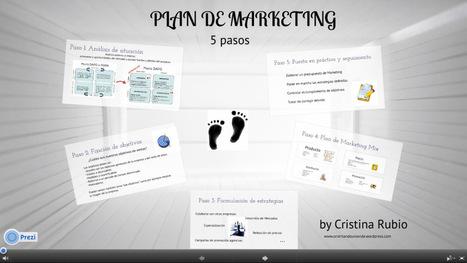 5 pasos para poner en marcha tu Plan de Marketing | Marketing 2.0 | Scoop.it