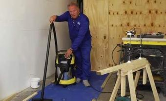 Mike Edwards from DIY Doctor with the Karcher WD 3500P Vacuum Cleaner Review | The DIY Doctor's Blog | Home Improvement and DIY | Scoop.it