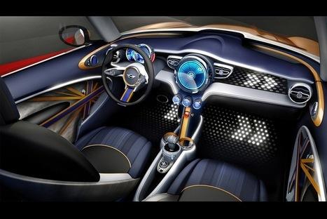 2013 Mini Vision Concept Release | CarsPiece | Scoop.it