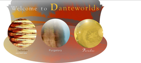 Danteworlds | Literature Links | Scoop.it