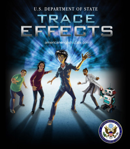 Trace Effects: 3D Language Learning Game | Game-based Learning: The Final Frontier? | Scoop.it