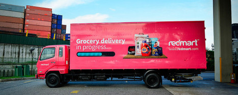 Are ecommerce businesses turning into logistics companies? – an interview with RedMart's CEO on the operations backend | Ecommerce logistics and start-ups | Scoop.it