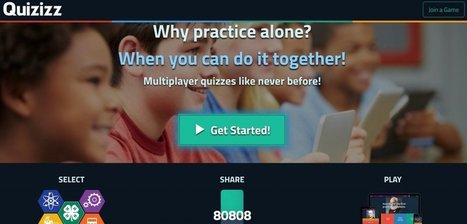 """Quizizz"" Is A Great Game-Playing & Game-Creating Site For Classes! 