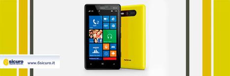 Nokia Lumia 820: recensione video   Rudy Bandiera   Scoop.it