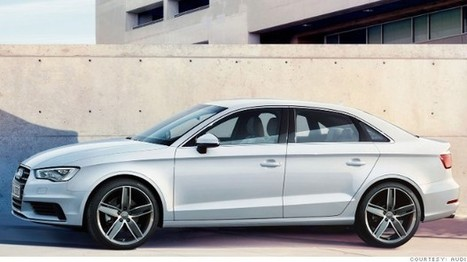 Audi A3 sedan: 4G LTE is the new MPG - Fortune Features | Geekmo Mobile IT Support for Auckland | Scoop.it