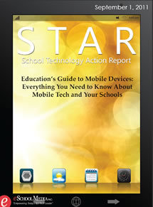 Education's Guide to Mobile Learning Devices | eSchool News | Cool Apps for classroom | Scoop.it