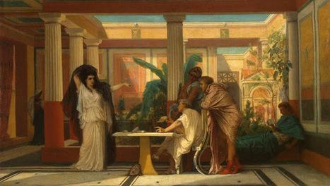 Contratos consensuales en Derecho romano (II): locación-conducción | LVDVS CHIRONIS 3.0 | Scoop.it