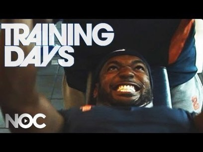 Dwight Freeney Full Workout: Training Days - The NOC   Money   Scoop.it